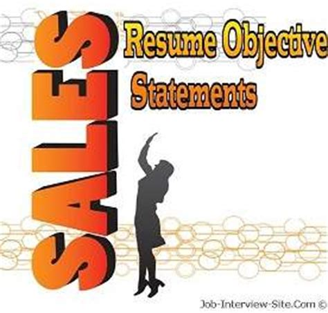 Outstanding resume objective statements